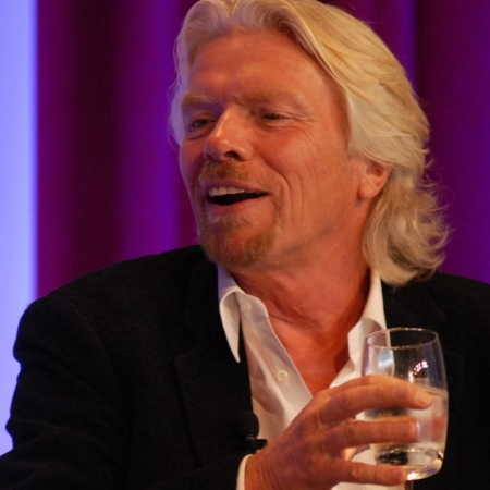 The future is vegan, with major investments from entrepreneur Richard Branson