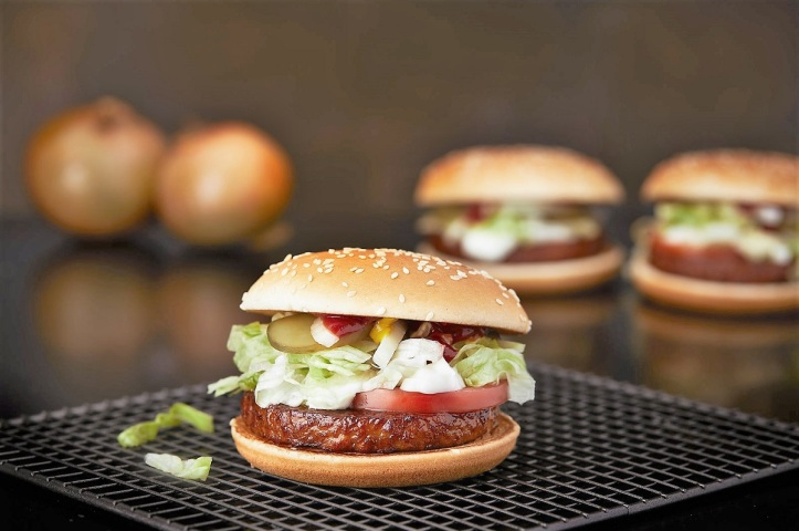 Trials of the McVegan burger have proven hugely successful in Finland and Sweden
