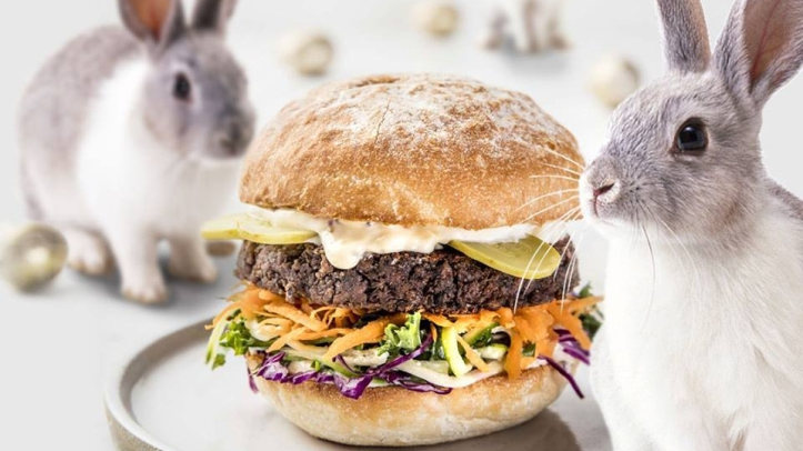 Grill'd has launched a vegan burger