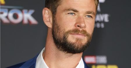 Aussie superstar Chris Hemsworth maintained a vegan diet on-set