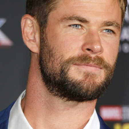 Aussie superstar Chris Hemsworth maintained a vegan diet on-set