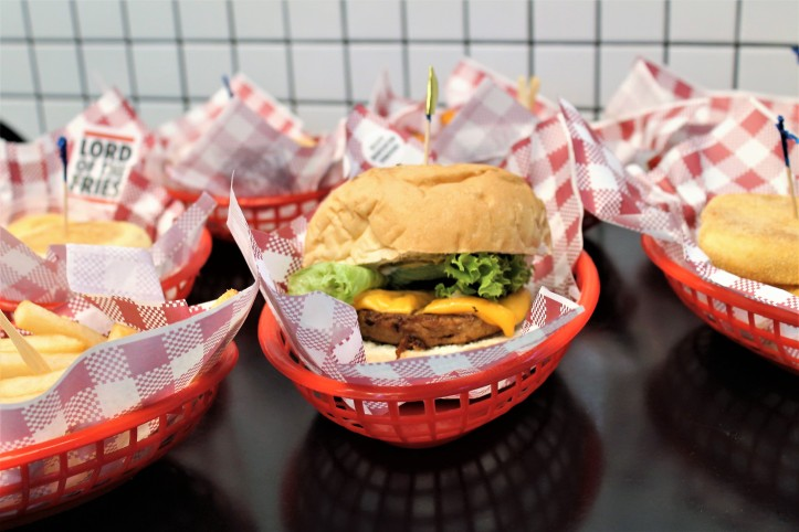 The Beyond Meat burger is making waves in Australia!