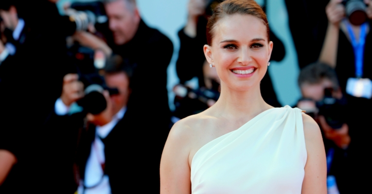 Natalie Portman is championing sustainable agriculture