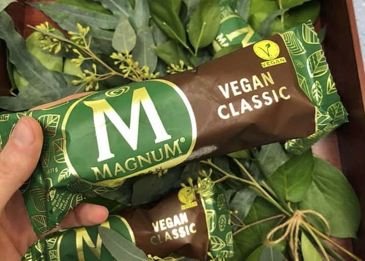 Ice cream lovers can soon get their hands on vegan Magnums