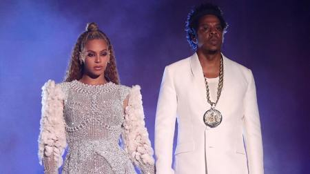Beyonce and Jay-Z want fans to try vegan food